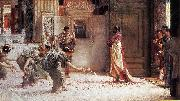 Caracalla Sir Lawrence Alma-Tadema Sir Lawrence Alma-Tadema,OM.RA,RWS